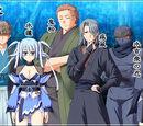 Shinobi Ryuu/Characters