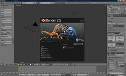 Blender 2.57-Windows 7