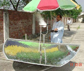 Pakistan Council for Renewable Energy Technologies 2009