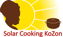 Solar Cooking KoZon logo