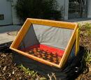 Séchoir solaire portatif PortaSec