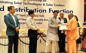 ARUN 100 award, India, 5-17-16