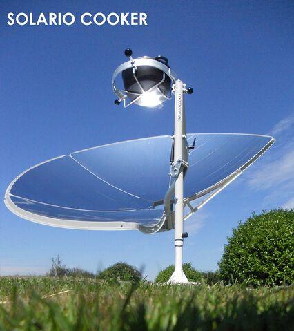 File:SOLARIO COOKER Four solaire.jpg