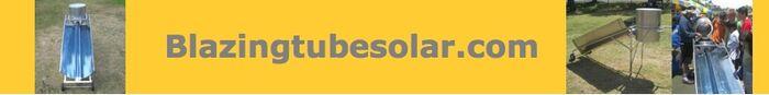 Blazing Tube Solar logo