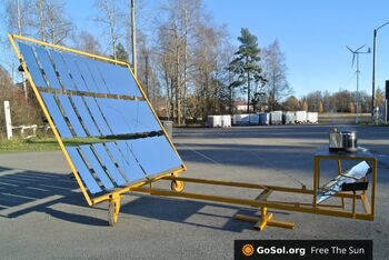 Solar-concentrator