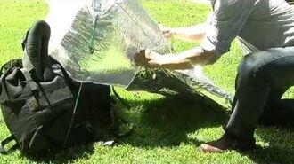 Solar Balloon Cooker