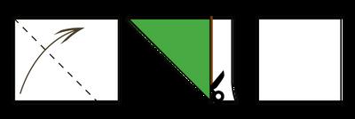 Por-Fari-Ne-Kvadrata-Papero-al-Kvadrata-Papero