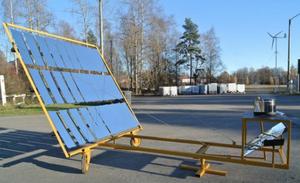 GoSol Solar Concentrator