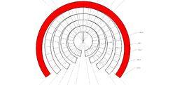 5 cones equal conesize cut