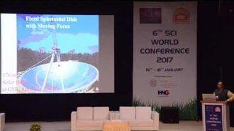 Dr. Shireesh Kedare - Solar Industrial Process Heat Systems
