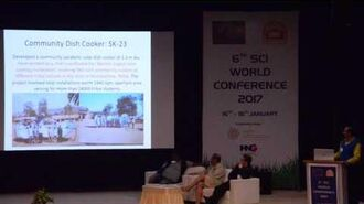 Dr. Ajay Chandak - Community Solar Cookers for Rural Schools and Charitable Organizations