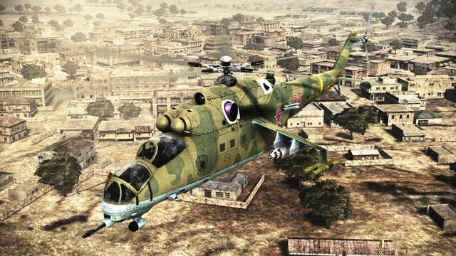 File:Mi-24VP Hind (front view).jpg