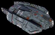 Resolute-class Minelayer Corvette