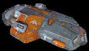 Tempest-class Multi-Gun Corvette