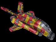 Triikor-class Interceptor