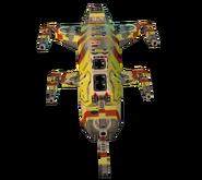 Diirvaas-class Multi-Gun Corvette