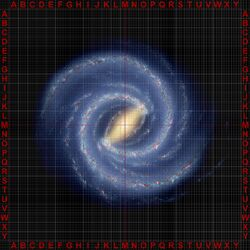 RE-524 Galaxy Map