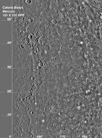 Mercury Caloris Basin2