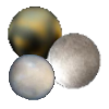 Montage-dwarfplanets