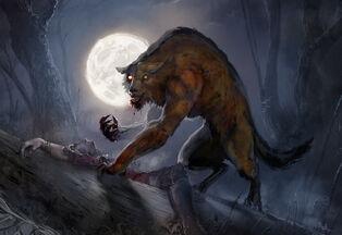 Werewolf by teli333-d594r68
