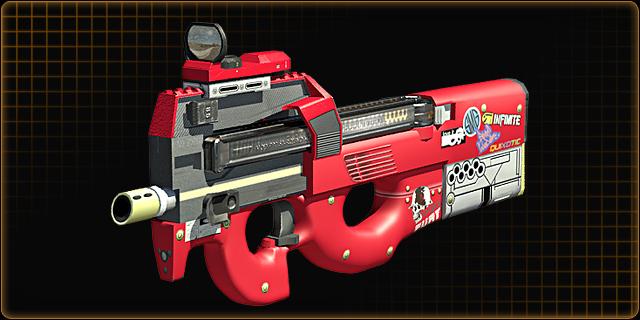 P90 Fury