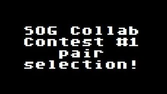 SOG Collab Contest Selection
