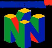 Nintendo 64 Logo