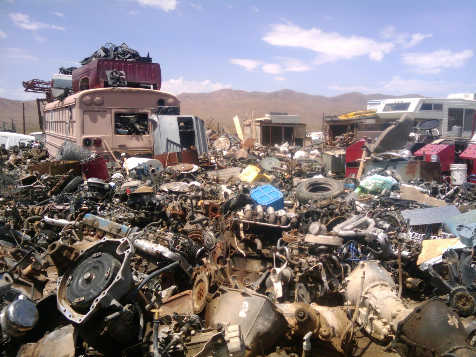 Used car junkyard parts near me