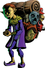 1000px-Happy Mask Salesman Artwork (Majora's Mask)