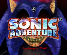 File:Sonic Adventure EXE title.png