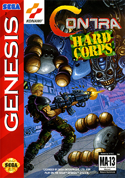 File:Contra - Hard Corps Coverart.png