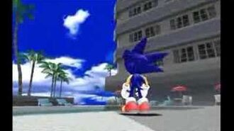 Sonic Adventure DX- Directors Cut -Sonic's Story- - Part 1