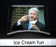 Ice Cream fun slide