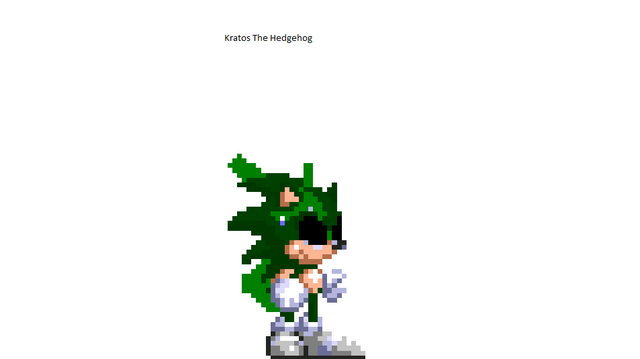 File:Kratos The Hedgehog.png
