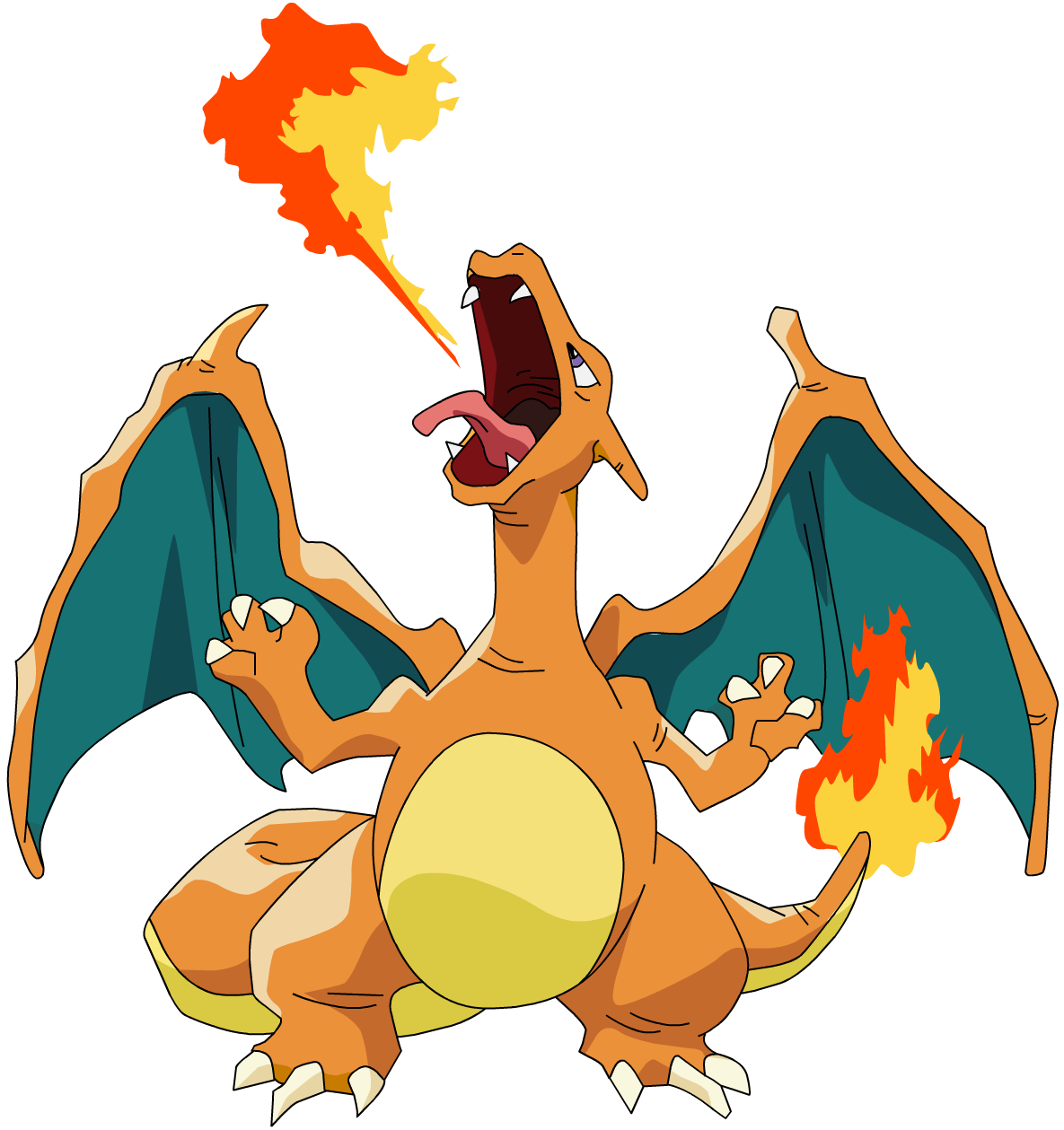 Charizard | Pokémon Wiki | FANDOM powered by Wikia