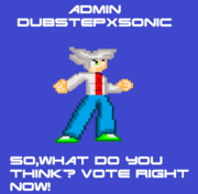 DUBSTEPXSonic What Do you think