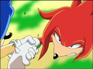 SONIC X Ep5 - Cracking Knuckles 1183949