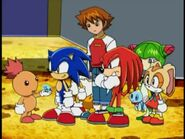 Sonic X Episode 69 - The Planet of Misfortune 396930