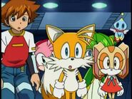 Sonic X Episode 69 - The Planet of Misfortune 283083