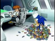 Sonic X Episode 69 - The Planet of Misfortune 893092