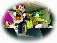 Sonic X - Season 3 - Episode 71 Hedgehog Hunt 260093