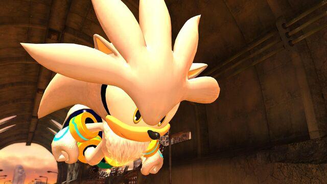 File:Sonic Generations Silver levitate.jpg
