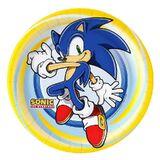 Sonic Plates