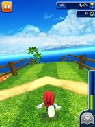 Knuckles in sh