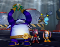 Found You Sonic Heroes
