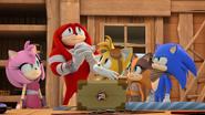 S2E23 Team Sonic