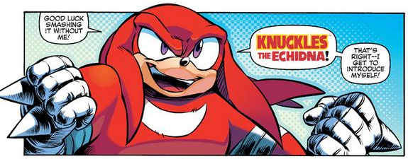 File:Knuckles the Echidna (Sonic Boom) Archie Comics.png