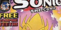 Sonic the Comic Issue 217