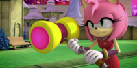 Amy Rose (alternate dimension) (Sonic Boom)