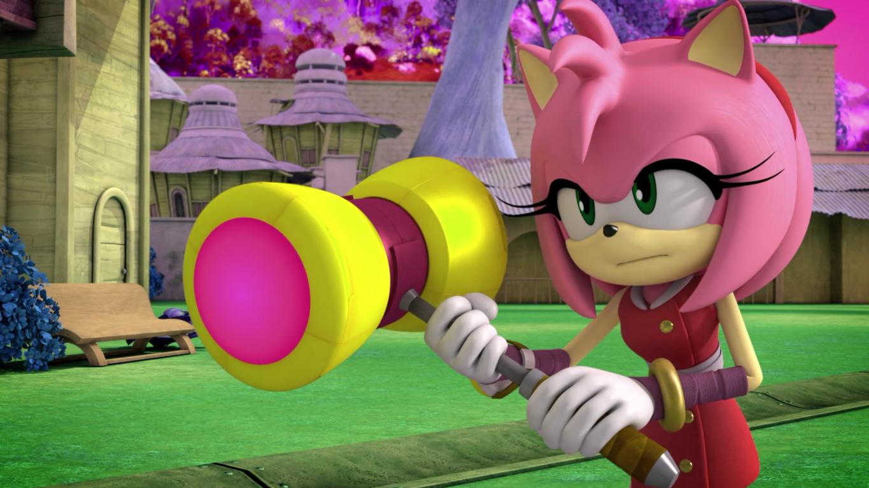 Amy Rose (alternate dimension) (Sonic Boom) | Sonic News ...